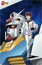 Mobile Suit Gundam - Key Art Poster Image