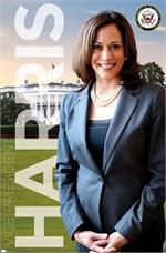 Kamala Harris - Vice President Poster Image