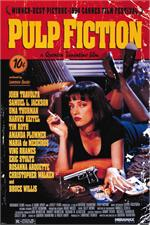PULP FICTION - UMA ONE SHEET - 24