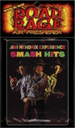 Jimi Hendrix - Smash Hits  Road Rage Air Freshener
