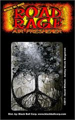 Tree Of Peace  - David Wilhelm Road Rage Air Freshener