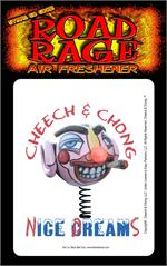 Cheech & Chong Nice Dreams Road Rage Air Freshener