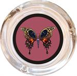 BUTTERFLY - MIKE DUBOIS ASHTRAY - 4