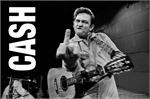 Johnny Cash - Cash Mini Poster - 17