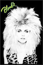 BLONDIE HAIR POSTER - 24
