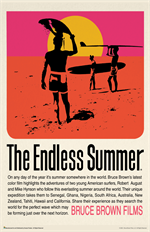 The Endless Summer Retro Mini Poster - 11