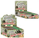 Cheech & Chong Hemp Rolling Papers - 1 1/4