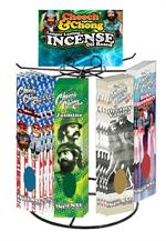 Cheech & Chong Incense Display