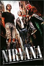 NIRVANA ALLEY POSTER - 36