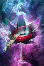 HIGH AS SPACE POSTER - 24