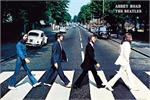 BEATLES ABBEY ROAD POSTER - 36