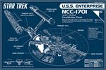 STAR TREK ENTERPRISE POSTER - 36