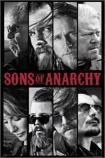 SONS OF ANARCHY - SAMCRO - POSTER - 24