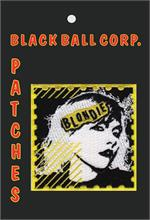 PATCH - BLONDIE FACE Embroidered Patch