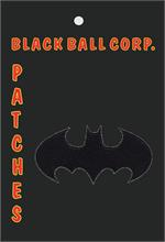 PATCH - BATMAN DIECUT Embroidered Patch
