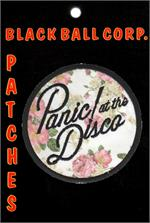 Panic! At The Disco Band Embroidered Patch