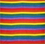 Rainbow Bandana 21