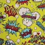 Cartoon Pow! Bandana 21