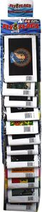 Fly Flags Peace & Spirituality Assorted 12pc Clip Strip Display Image