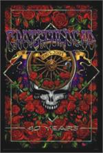 GRATEFUL DEAD - 40TH ANNIVERSARY POSTER - 24