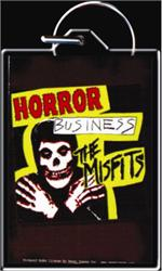 KEYCHAIN - MISFITS - HORROR BUSINESS