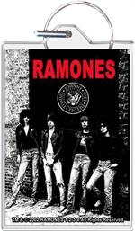 Ramones Rocket To Russia Keychain Clear Background Image