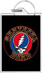 Grateful Dead - Steal Your Face Keychain Image