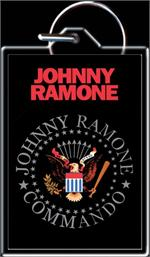 JOHNNY RAMONE COMMANDO - KEYRING