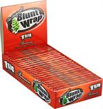 Blunt Wrap Original Orange Rolling Papers - 1 1/4