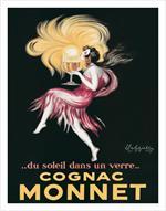Cognac Monnet by Cappiello 1920 Mini Poster Image