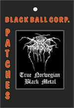 PATCH - DARKTHRONE - TRUE NORWEIGAN BLACK METAL