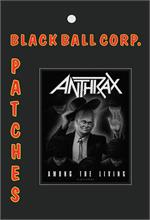 PATCH -  ANTHRAX AMONG THE LIVING