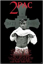 Tupac Giant Poster