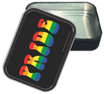 Pride Large Stash Tin Opened Image