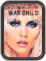 BLONDIE WAR CHILD  LARGE STASH TIN