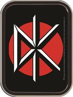 DEAD KENNEDYS LOGO  LARGE STASH TIN