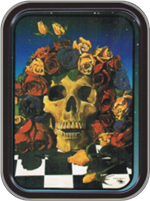 Grateful Dead - Timeless - Large Stash Tin Image