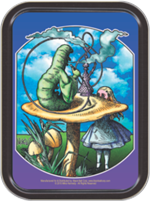 Alice By: Mikio Kennedy - Large Stash Tin Image