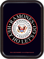 Ramones - Hey Ho - Large Stash Tin Image