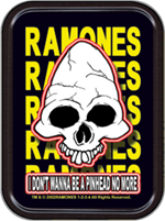 Ramones Pinhead Large Stash Tin Image