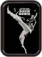 David Bowie Sold The World Large Stash Tin Image