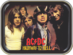 AC/DC Highway To Hell Large Stash Tin Image