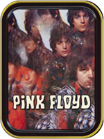 Pink Floyd - Piper - Large Stash Tin Image