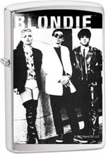 BLONDIE - GROUP - ZIPPO LIGHTER