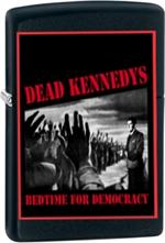 DEAD KENNEDYS - BEDTIME FOR DEMOCRACY ZIPPO