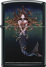 METAMORPHOSIS by: Sheila Wolk Black Matte Zippo Lighter