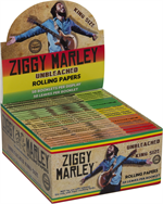 Ziggy Marley Organic Unbleached Rolling Papers - King Size