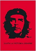 Che Guevara  Fabric Poster
