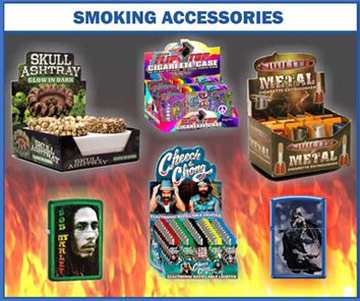Smoking Accessories Category