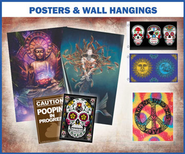 Wall Hangings & Posters Category